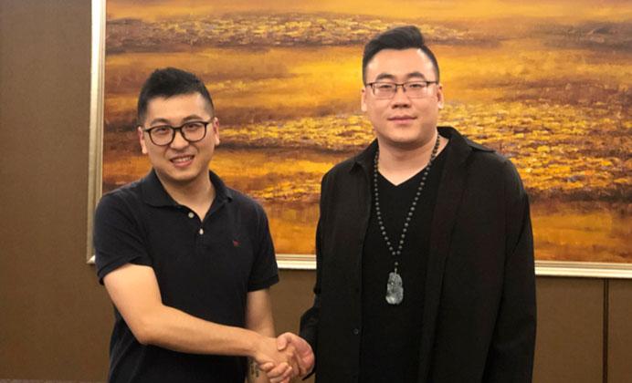 """恺英网络宣布与知名作家洛城东合作推出""""蓝月""""IP系列文学作品"""